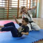 Judo trening padania dla dziecka