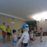 Zajęcia na basenie podczas urodzin dla dzieci Kraków