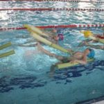 Nauka pływania na grzbiecie