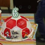 Tort dla dzieci na urodzinach