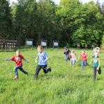Zabawa w szukanie skarbu na urodzinach dla dzieci Kraków