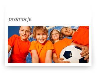 Sprawdz promocje na zajęcia sportowe dla dzieci w Krakowie