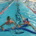 Nauka pływania dla dzieci