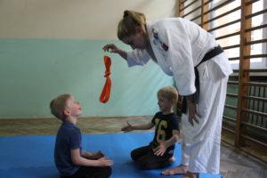 Judo dla dzieci