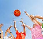 Gra w koszykówke