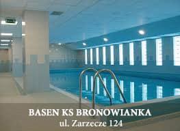 Basen KS BRONOWIANKA