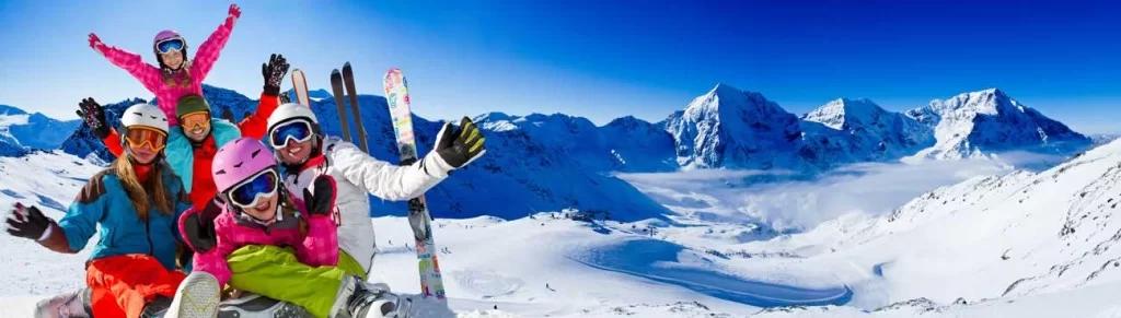 Obozy narciarskie dla rodzin z dziećmi