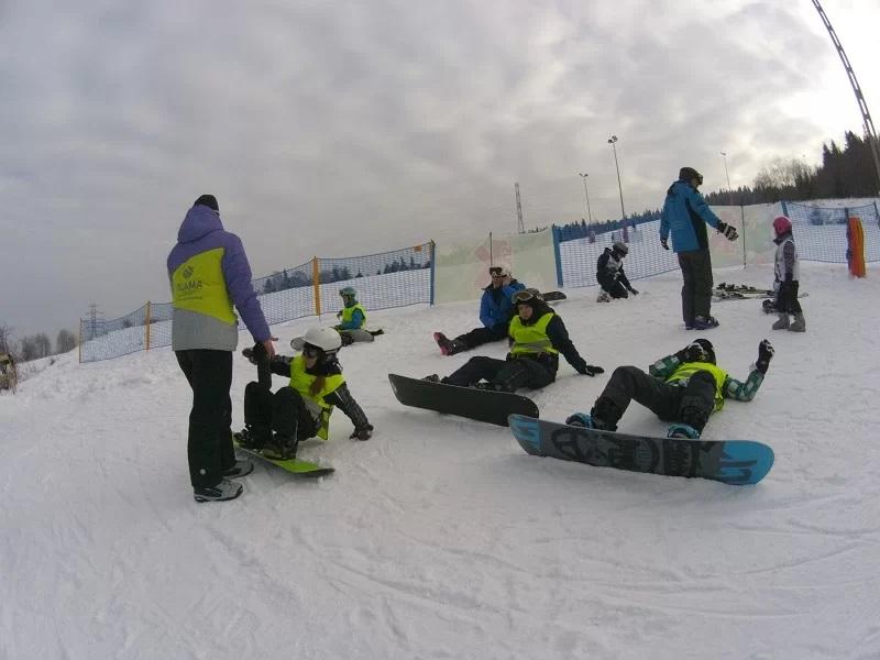 Obozy narciarsko-snowboardowe dla dzieci