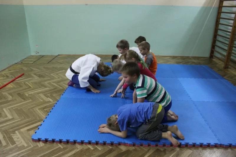 Judo dla dzieci Kraków
