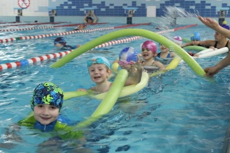 Nauka pływania dla dzieci Kraków
