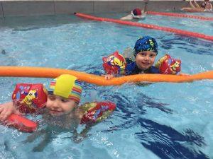 Nauka pływania dla najmłodszych Kraków