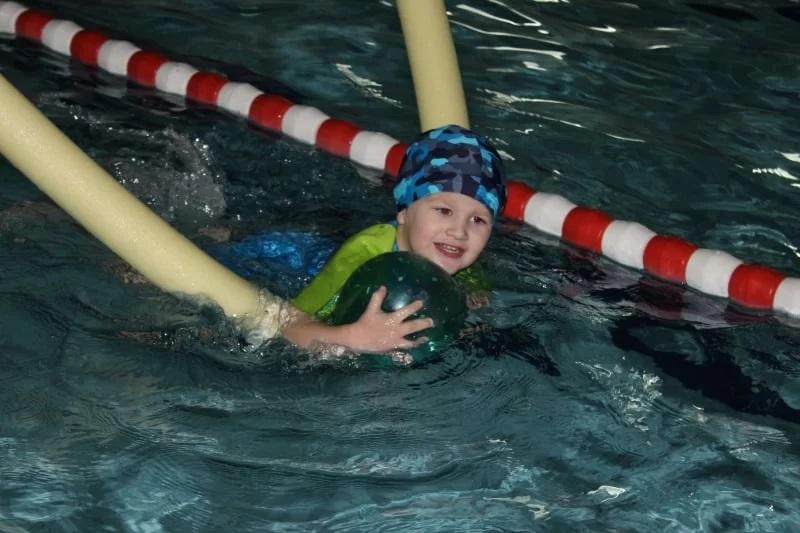 Zajęcia z nauki pływania dla dzieci Kraków
