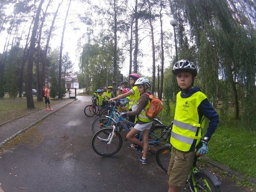 Wycieczka rowerowa z AgamaSport