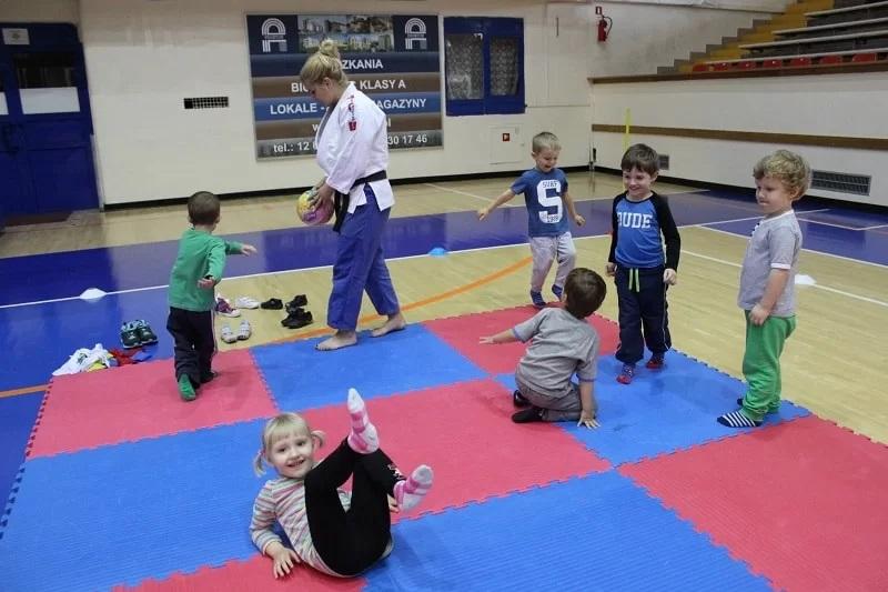 Zajęcia dla dzieci na sportowo z AgamaSport